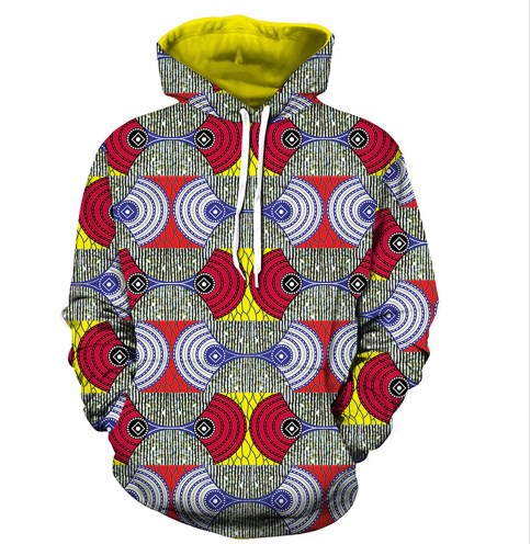Dashiki Hoodie for women