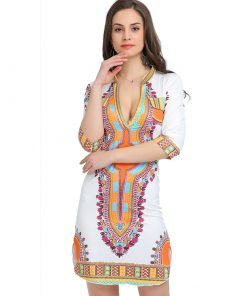 dashiki dress design