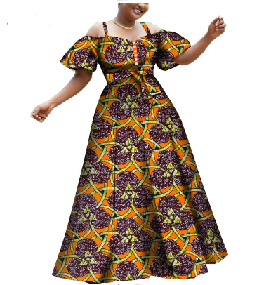 women's dashiki dress